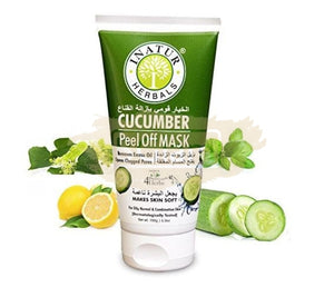 Inatur Peel Off Mask Cucumber