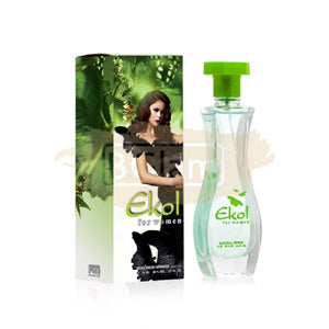 Ekol EDC Women Green 75 ml