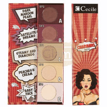 Cecile Eyeshadow Palette