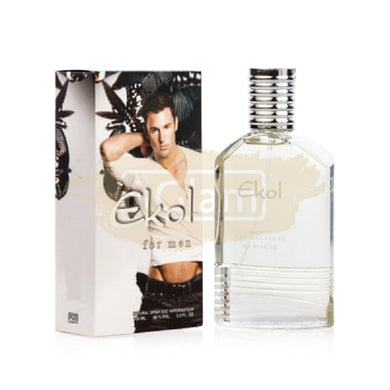 Ekol EDC Men Black 100 ml