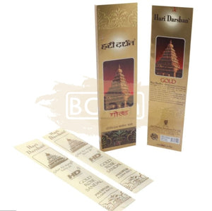 Hari Darshan Gold Incense Sticks