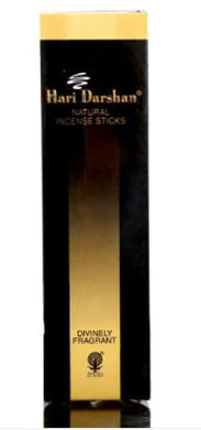 Hari Darshan Black Natural Incense Sticks 50g