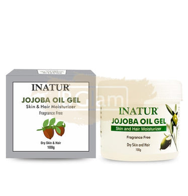 Inatur Moisturizer - Jojoba Oil Gel (Skin and Hair)