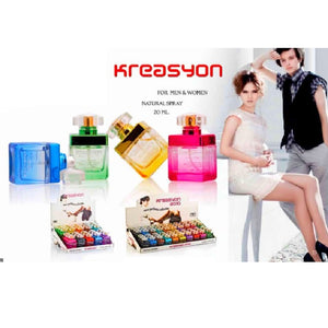 Kreasyon for Men & Women Natural Spray 20 ml
