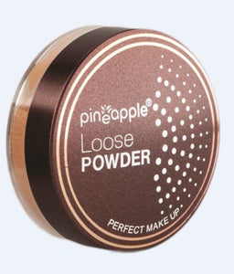 Pineapple Loose Powder Perfect Perfect Make Up