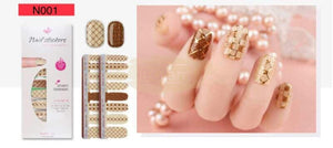 Nail Stickers - High Quality nail stickers - N001