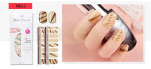 Nail Stickers - High Quality nail stickers - N002
