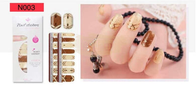 Nail Stickers - High Quality nail stickers - N003