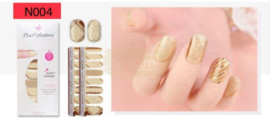 Nail Stickers - High Quality nail stickers - N004