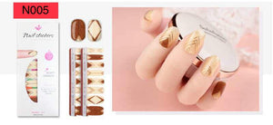Nail Stickers - High Quality nail stickers - N005