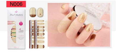 Nail Stickers - High Quality nail stickers - N006