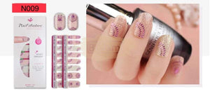 Nail Stickers - High Quality nail stickers - N009