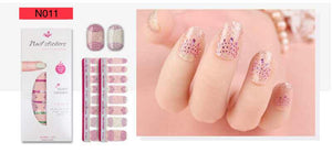 Nail Stickers - High Quality nail stickers - N011