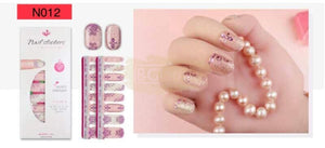Nail Stickers - High Quality nail stickers - N012
