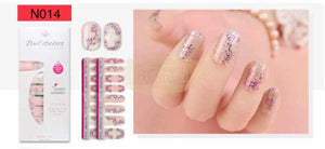 Nail Stickers - High Quality nail stickers - N014