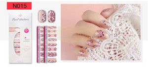 Nail Stickers - High Quality nail stickers - N015