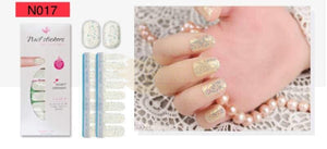 Nail Stickers - High Quality nail stickers - N017