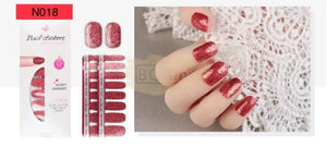 Nail Stickers - High Quality nail stickers - N018