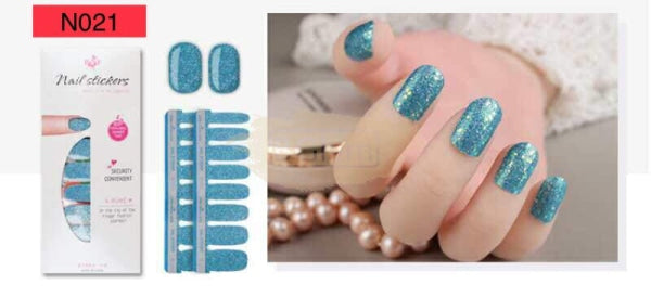 Nail Stickers - High Quality nail stickers - N021