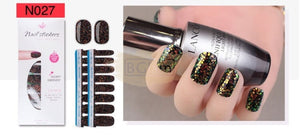 Nail Stickers - High Quality nail stickers - N027