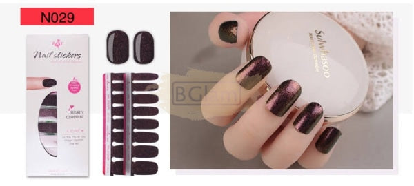 Nail Stickers - High Quality nail stickers - N029