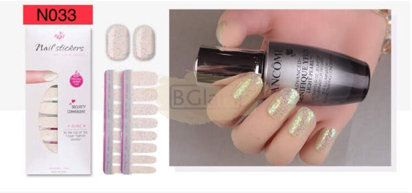 Nail Stickers - High Quality nail stickers - N033
