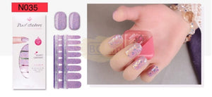 High Quality nail stickers - N035