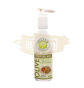 Inatur Cleanser - Olive Cleansing Milk Nourishing (Sensitive Skin)