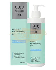 CUIQ Cleanser - Purifying Facial Cleansing Gel