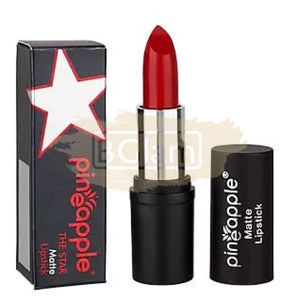 Pineapple Lipstick - The Star Matte Lipstick