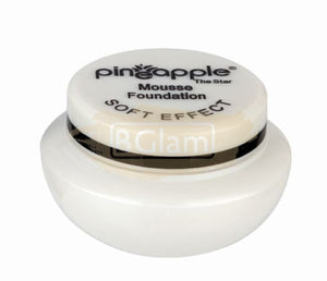 Pineapple Foundation - The Star Mousse Foundation