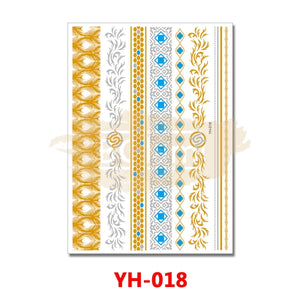 Tattoo Sticker - YH018