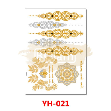 Tattoo Sticker - YH021