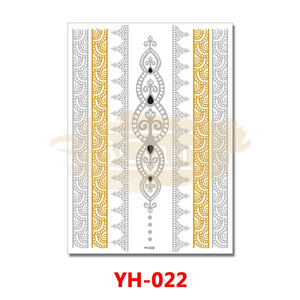 Tattoo Sticker - YH022