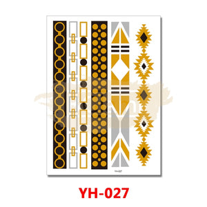 Tattoo Sticker - YH027