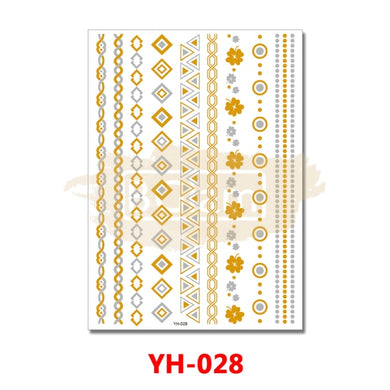 Tattoo Sticker - YH028