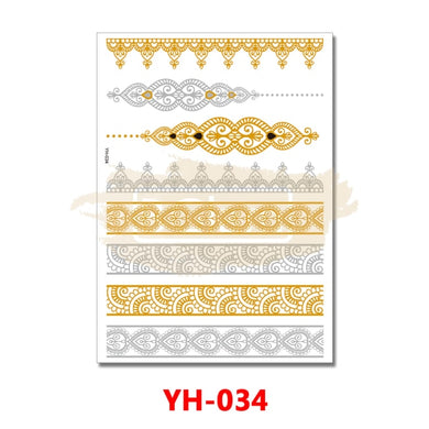 Tattoo Sticker - YH034