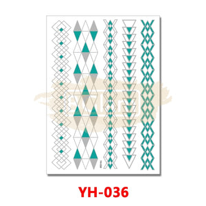 Tattoo Sticker - YH036