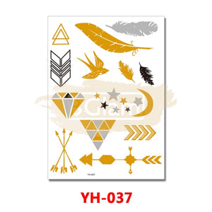 Tattoo Sticker - YH037