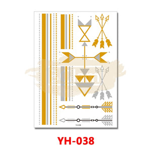 Tattoo Sticker - YH038