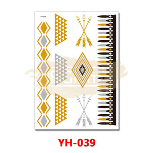 Tattoo Sticker - YH039