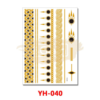 Tattoo Sticker - YH040