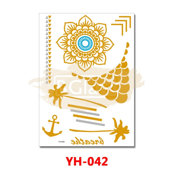 Tattoo Sticker - YH042