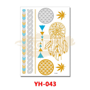 Tattoo Sticker - YH043