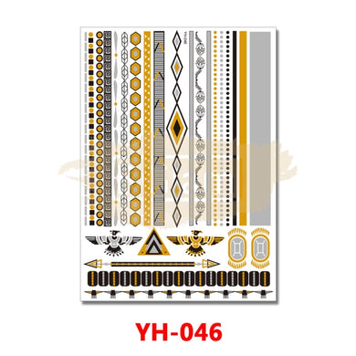 Tattoo Sticker - YH046