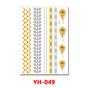 Tattoo Sticker - YH049