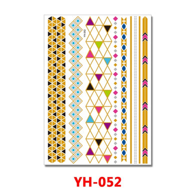 Tattoo Sticker - YH052