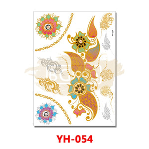 Tattoo Sticker - YH054
