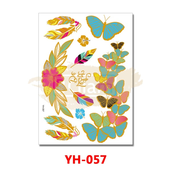 Tattoo Sticker - YH057