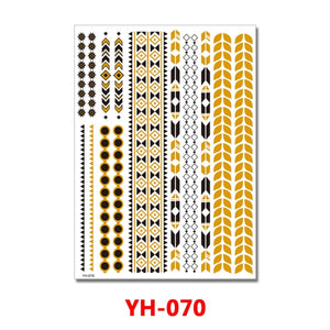 Tattoo Sticker - YH070
